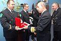 Strażnicy nagrodzeni za ratowanie jachtu