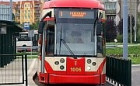Już prawie rok jeździmy tramwajem na Chełm