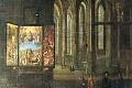 Tajemniczy obraz zawisł w Bazylice Mariackiej