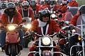 Gdynia: tysiąc Mikołajów na motocyklach