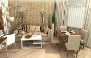 Architekt radzi: jak urządzić pokój o nietypowym kształcie?