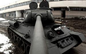 Czołg z Oliwy wraca na swoje miejsce