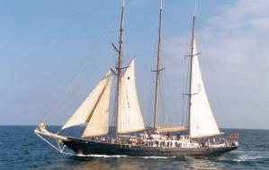 Historyczny szkuner przejdzie remont w gdańskiej stoczni