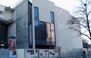 Teatr Muzyczny z nową sceną i namiotem