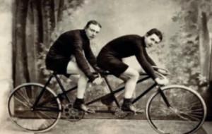 Ewolucja roweru zjada swój własny ogon