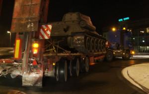 Czołg wrócił do Gdańska