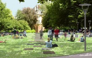 Gdańskie parki - plany muszą poczekać