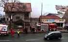 Dom Małego Dziecka potrzebuje pomocy po pożarze warsztatu samochodowego
