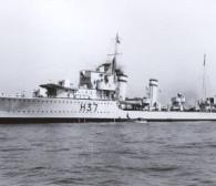 HMS Garland, który stał się ORP Garland