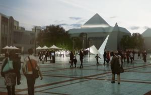 Plac Przyjaciół Sopotu: wiele projektów, żaden nie zachwycił