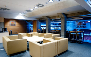 Zobacz jak wyglądają loże VIP w Ergo Arenie
