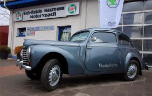 Ford, Skoda i Harley zamknięte w muzeum