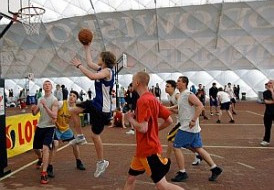 Spalding Streetball Challange Gdańsk 2009