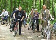Nowe trasy rowerowe w gdyńskich lasach