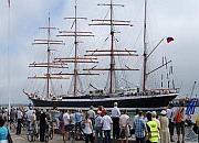 Wielkie żaglowce przypłynęły do Gdyni
