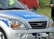 Strzały w opony zatrzymały uciekające auto