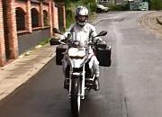 Kobieta, motocykl i samotna podróż na Bliski Wschód