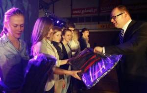 Nagrody prezydenta miasta dla trenerów i sportowców