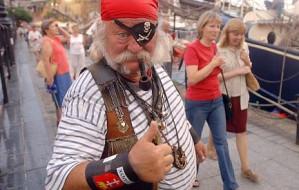 Krakus zostanie gdańskim piratem?