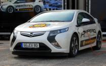 Opel Ampera zelektryzował Trójmiasto