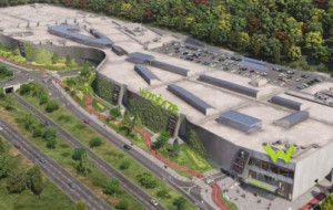 Rozbudowa CH Wzgórze: inwestor przebuduje skrzyżowania