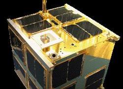 Kosmiczne chrzciny satelity Heweliusz