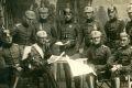 Dzielni gdańscy huzarzy na pamiątkowych fotografiach