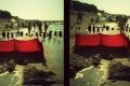 Morska instalacja i animacje o wolności