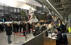 Prawie ćwierć miliona pasażerów Rębiechowa w kwietniu