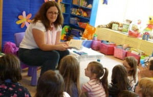 Pisanie dla dzieci to zastrzyk pozytywnej treści