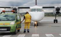 Bombardier Q400 NextGen wylądował w Gdańsku