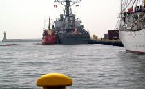 Strzały na pokładzie amerykańskiego...