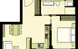 Mieszkanie pani Katarzyny