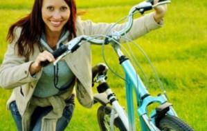 Ile kalorii można spalić podczas jazdy rowerem?