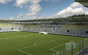Gdynia: burzą stadion, zbudują większy i lepszy