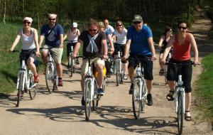 Szlaki rowerowe w gminie Parchowo