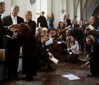 "Wiolonczelista z Backstreet Boys i ""Magnificat"" Bacha na Święta"