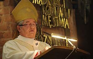Przeprowadzka arcybiskupa z Oliwy na Orunię