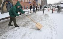 Śnieg i mróz - zima przyszła do Trójmiasta