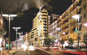 Gdynia: kolejne skrzyżowanie ze światłami