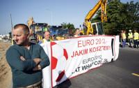 Podwykonawcy w długach, Słowackiego rozkopana, miasto nie pomoże. Konflikt trwa