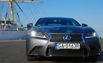 Lexus. Precyzyjne uderzenie GS-a