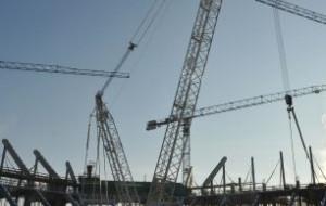 Trias nafaszeruje gdański stadion elektroniką