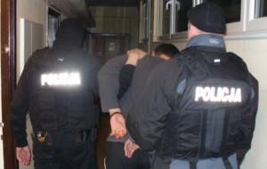 Napadł z bronią w ręku na bank w Austrii, zatrzymano go w Gdańsku