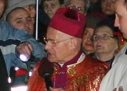Zmarł biskup Zygmunt Pawłowicz