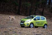 Chevrolet Spark: dzielny, miejski maluch