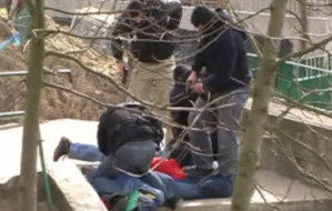 Policja tropi gang, napadający na kobiety z dziećmi