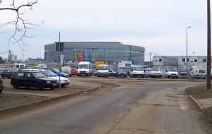Będzie rondo i tunel dla pieszych przy gdańsko-sopockiej hali