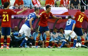 Uczestnicy Euro 2012 opuszczają Pomorze