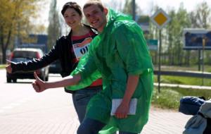 Mistrzostwa w autostopie: Przygoda dzieje się sama